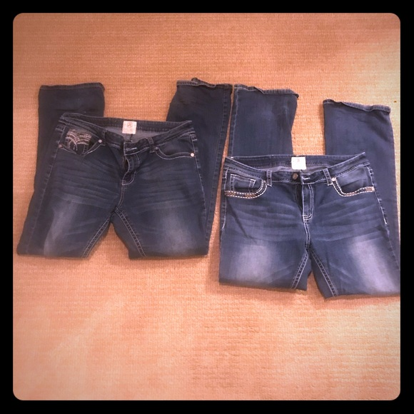 07ebbbbf54d2 Denim - Realco jeans size 33 (2 pairs)